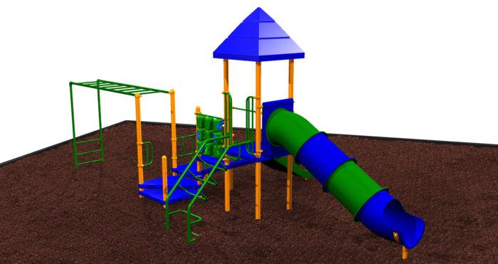 Small Kids Playsystem #5141-132
