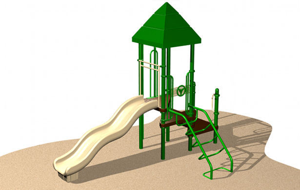 Small Area Kids Playsystem #5618