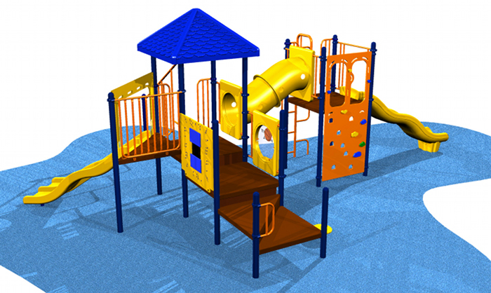 Small Kids Playsystem #6670-02-121