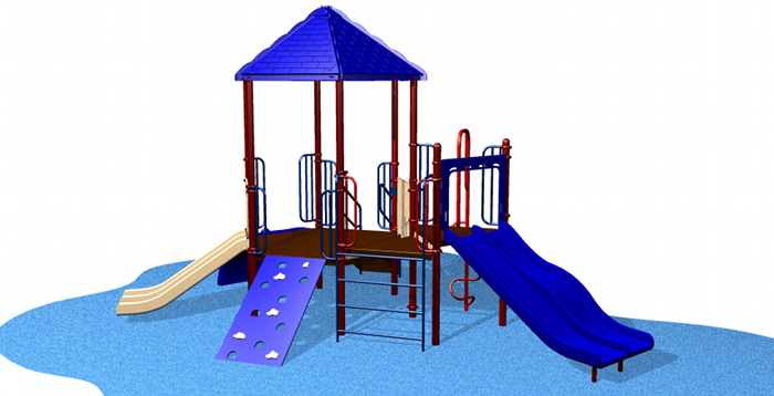 Compact Kids Playsystem #6850-02-111