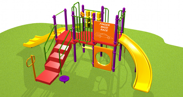 Playground Set for Kids ages 2-5