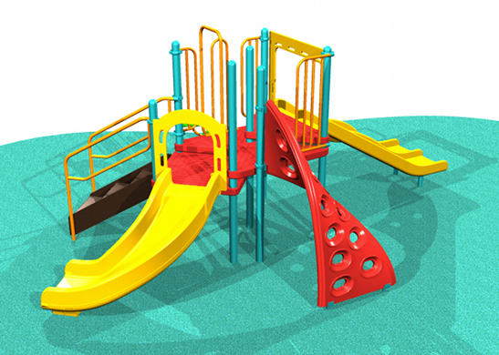 Outdoor School Playgrounds & Playground Equipment