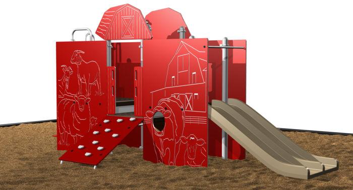 KidsVision Farm  #1008