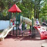 Poured in Place Safety Surface for Playgrounds