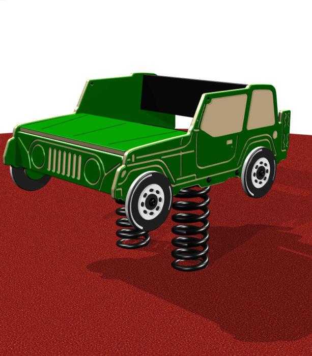 Spring Rider - Jeep