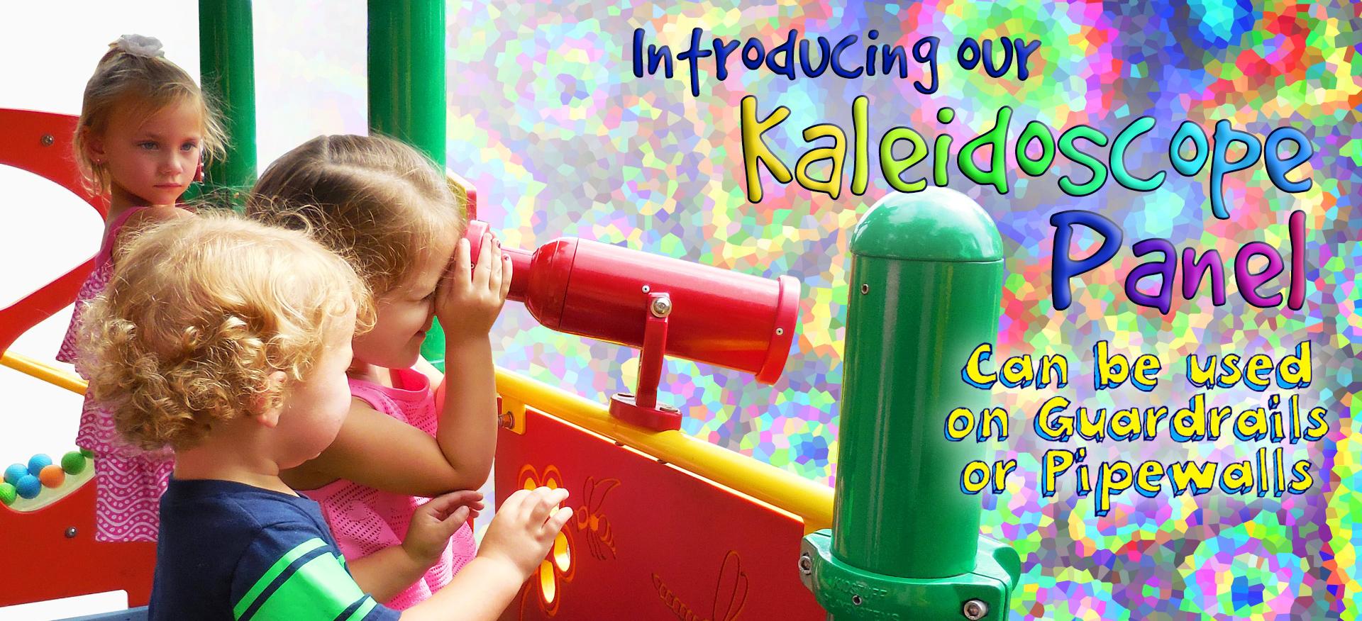 Kaleidoscope Panel