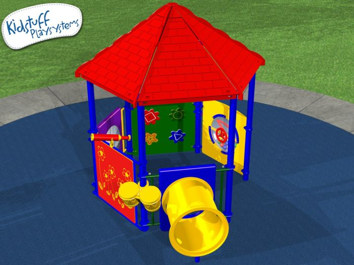 Early Childhood Playground System