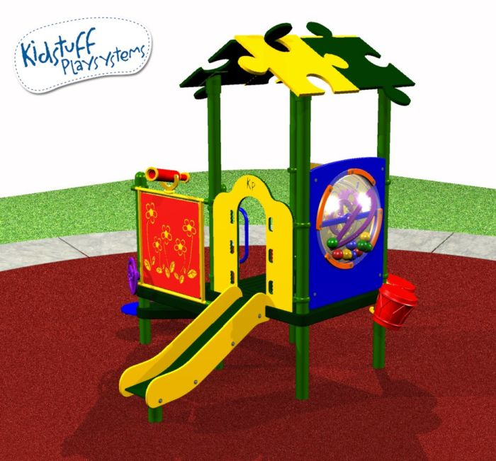 Toddler Play System for Playground