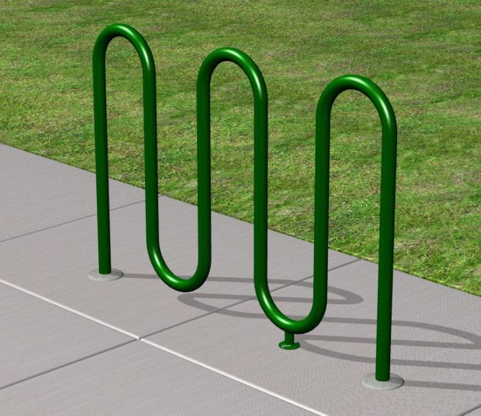 5 Loop Bike Rack  #66855