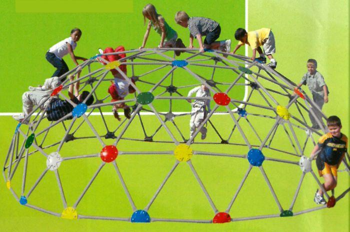 Playground Geodome