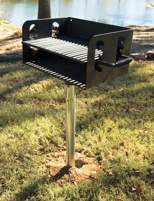 Charcoal Park Grill for Sale