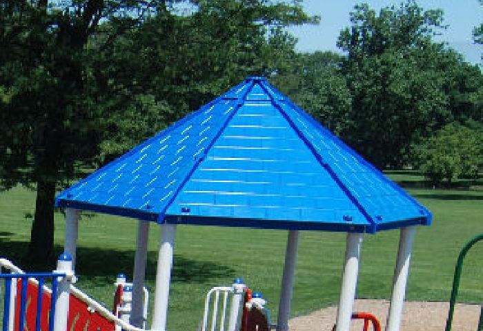 Hex Roof for 8ft. Hex Deck