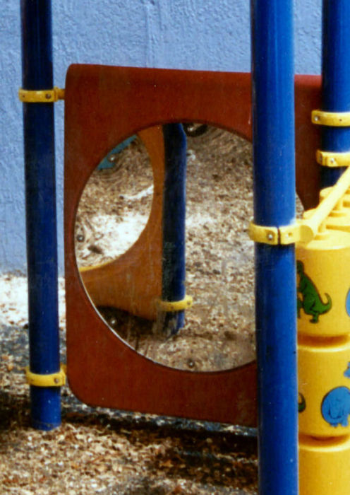 Mirror Playground Panel