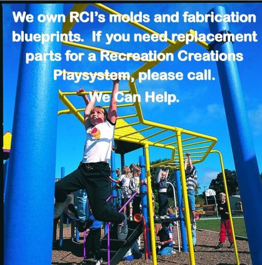 Recreation Creation Custom Playgrounds