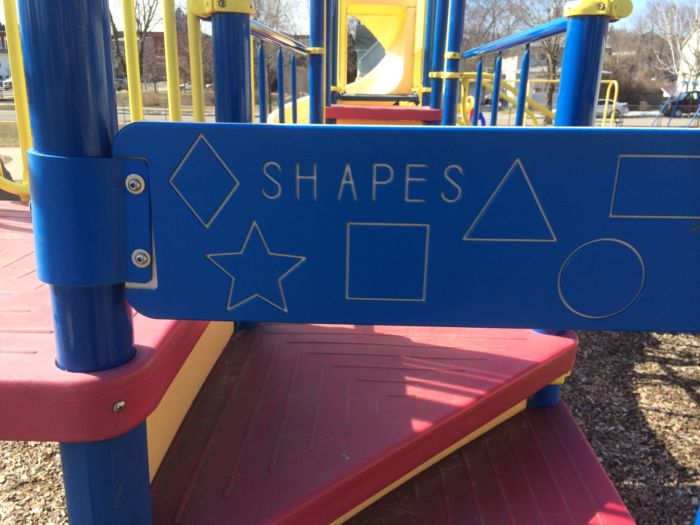 Learn Your Shapes Playground Panel