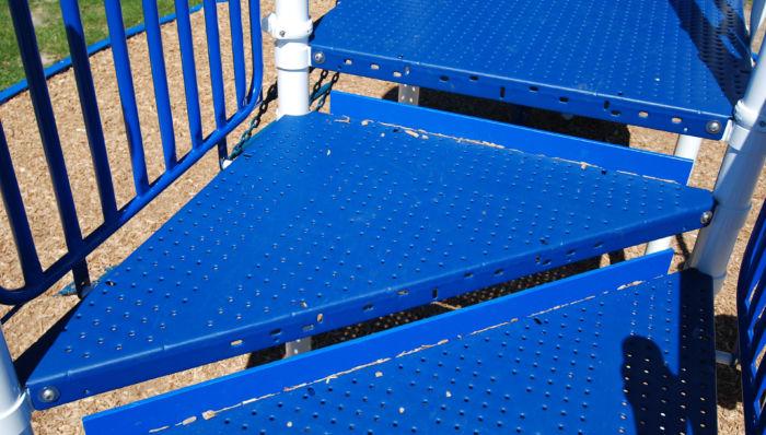 Triangle Steel Deck