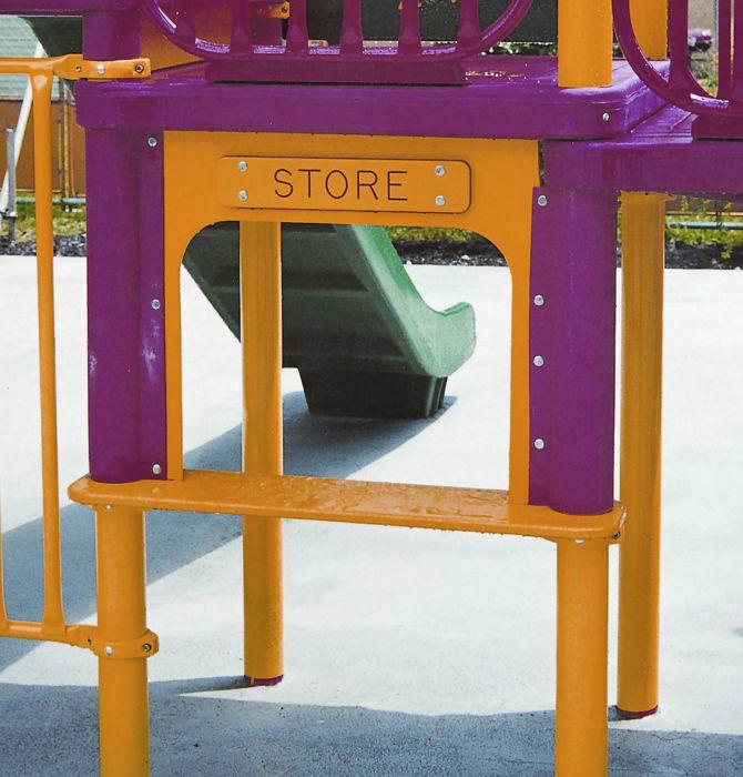 Playground Storefront Panel