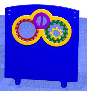 Interactive Gear Playground Panel