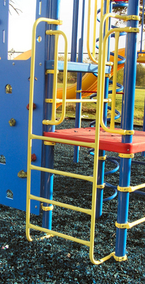 Rung Access Playground Ladder