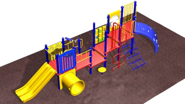 Preschool Playground Set for Sale
