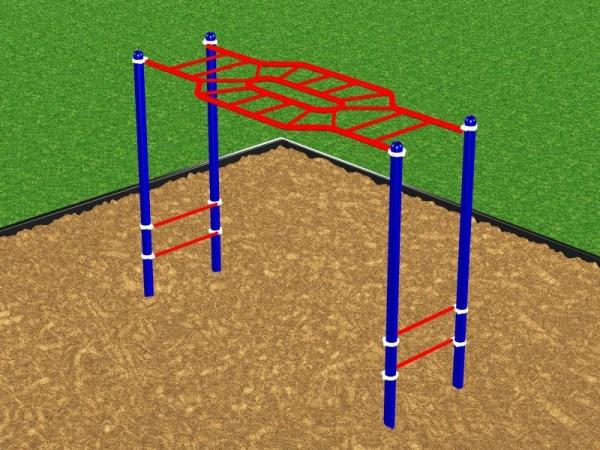 RingAround Overhead Ladder #3114