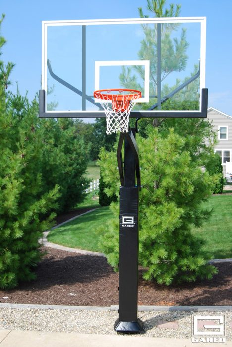 Adjustable Basketball Set Up #9110