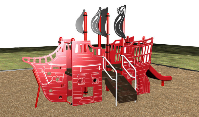 Commercial Playgrounds KidVision Playsystems